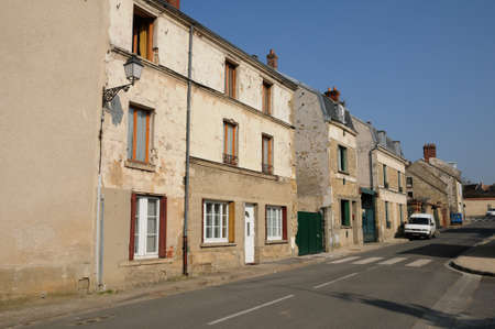 coutryside: Ile de France, the village of Sagy in Val d Oise