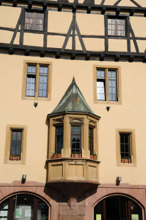 haut: France, the tourism office of  Thann in Haut Rhin