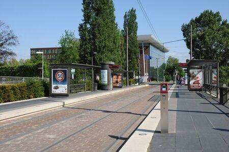 France, Alsace, Agora of Strasbourg