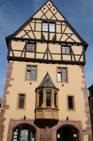 haut rhin: Francia, la oficina de turismo de Thann en Haut Rhin