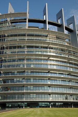 european parliament: France, the European Parliament of Strasbourg