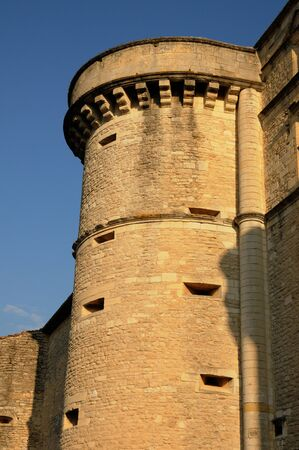 gordes: France, the castel of Gordes in Provence Editorial