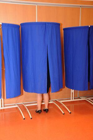 Ile de France, election in Les Mureaux