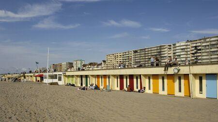 plage: France, the city of Le Touquet Paris Plage in Nord Pas de Calais