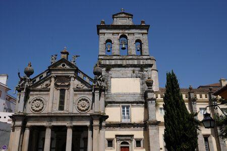 senhora: Portugal, the Nossa Senhora da Graca church in Evora