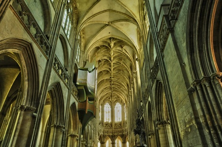pierre: France, the Saint Pierre church in Caen
