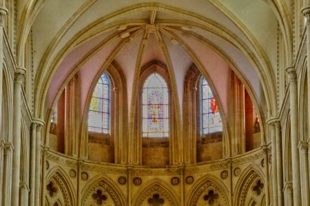 hommes: Caen, la Abbaye aux Hommes en Normand?a