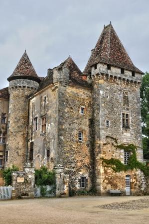 cole: Francia, il pittoresco villaggio di Saint Jean de Cole