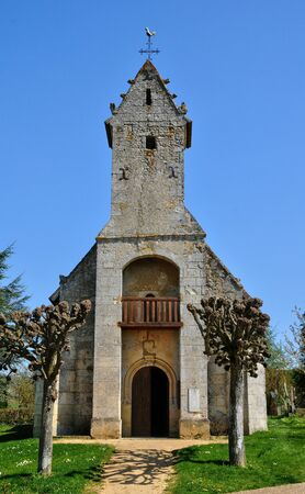 catholic church: Frances, the Gemages church in Normandie