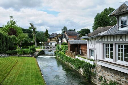 ry: France, the picturesque village of Ry