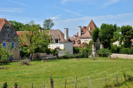 france landscape of cales in lot stock photo picture and royalty