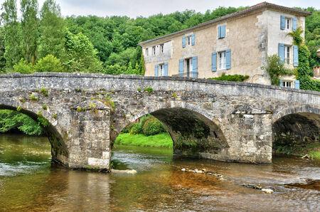 cole: France, the picturesque village of Saint Jean de Cole