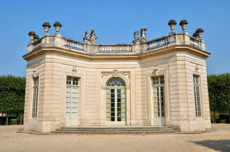 pavillion: France, the French Pavillion in Marie Antoinette estate