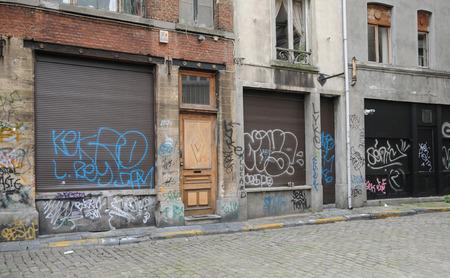 sordid: Belgium, the picturesque city of Brussels