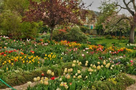 monet: Francia, la casa de Monet en Giverny en Normand�a