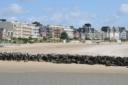 France, the city of La Baule Escoublac in Loire Atlantique