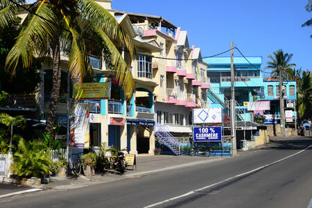 great bay: Africa, the city of great bay in Mauritius Island