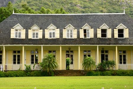 eureka: africa, the colonial eureka house in moka