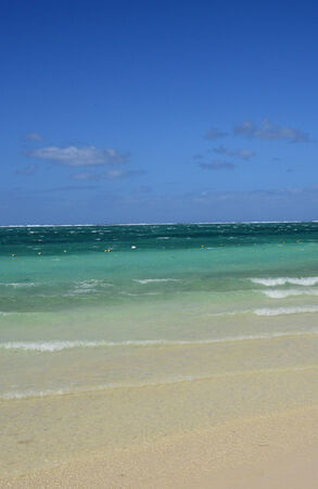 belle: Mauritius, the picturesque beach of Belle Mare