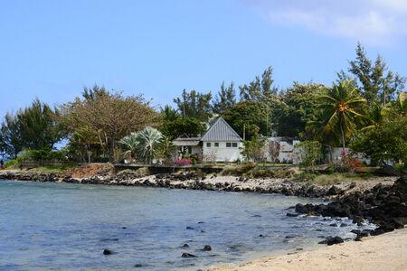 mauritius: Mauritius, the picturesque village of Pereybere