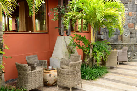 mauritius: Africa, the Chamarel distillery in Mauritius Island