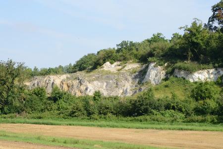 ile de france: Ile de France, the picturesque village of Vigny
