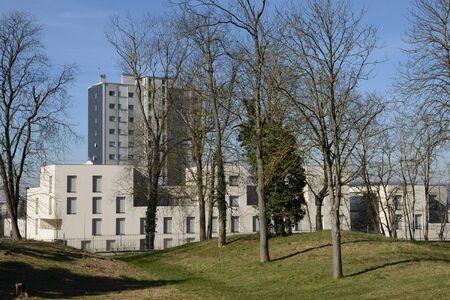 les: Ile de France, the picturesque city of  Les Mureaux
