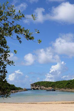 guadeloupe: France, the Lagon de la Porte d Enfer in Guadeloupe