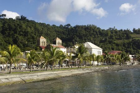 pierre: France, the picturesque city of Saint Pierre in Martinique