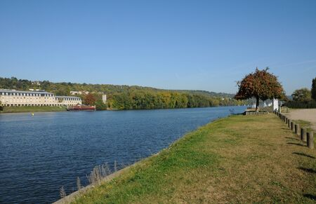 ile de france: Ile de France, the picturesque city of Les Mureaux