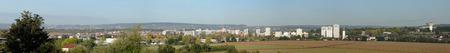les: Ile de France, the city of les mureaux