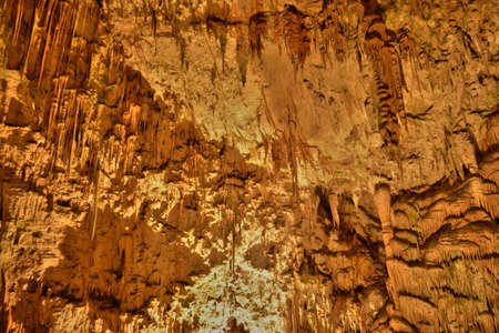paleolithic: Slovenia, the picturesque and historical cave of Postojna