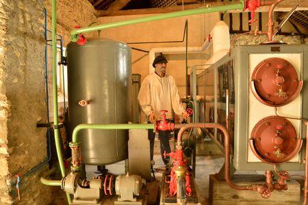 sue: Ile de France, the cider museum of Saint Clair sue Epte