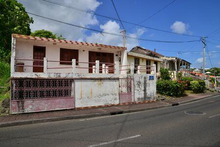 les: Martinique, the picturesque village of Les Les trois Ilets