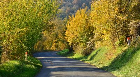 robert: Ile de France, the picturesque village of Breuil Bois Robert