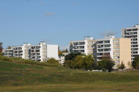 les: Ile de France, Sautour park in Les Mureaux