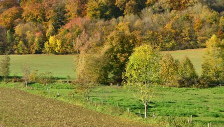sur: France, the picturesque village of Rosay sur Lieure