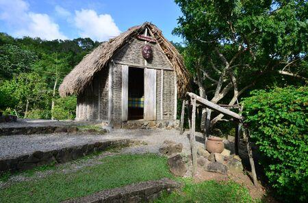 indies: Martinique, the picturesque slave savanna of les trois ilets in West Indies