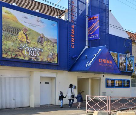 ile de france: Ile de France, the picturesque cinema of Les Mureaux