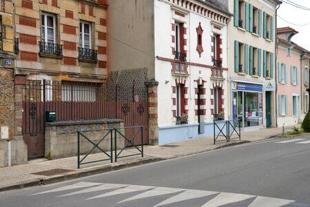 vaux: Ile de France, the picturesque village of Vaux sur Seine