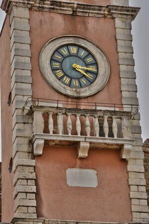 balkan: Croatia, the historical city of Zadar in Balkan Stock Photo