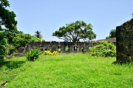 jacques: Martinique, Habitation Fonds Saint Jacques in Sainte Marie