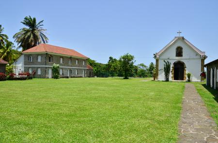 habitation: Martinique, Habitation Fonds Saint Jacques in Sainte Marie