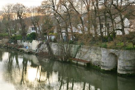 ile de france: Ile de France, the picturesque city of L Isle Adam