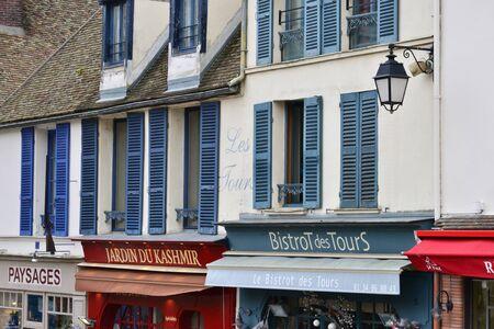 ile de france: Ile de France, the picturesque city of Montfort L Amaury