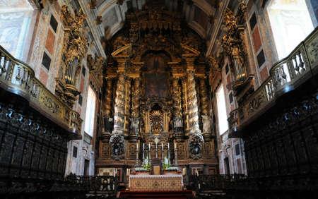 porto: Porto, Portugal - july 10 2010 : the cathedral