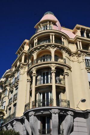promenade: Nice, France - the Promenade des Anglais
