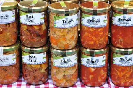gastronomic: Jouy en Josas, France - june 5 2016 : gastronomic market in Viltain farm Editorial
