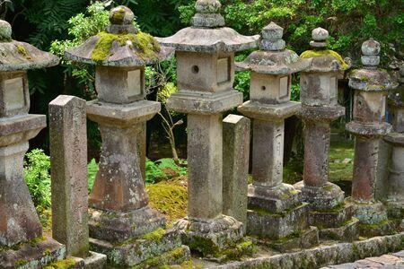 Nara, Japan - july 31 2017 : the Todaiji