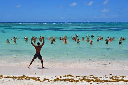 Punta Cana, Dominican Republic - june 1 2017 : an hotel Editorial